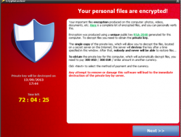 CryptoLocker: What Is and How to Avoid it